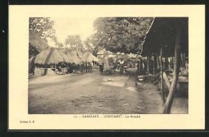 AK Dahomey-Godomey, Le Marche