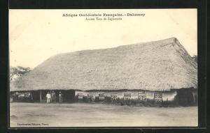 AK Dahomey, Ancien Tata de Zagnanado