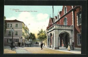 AK Gibraltar, The Convent an South Port Street