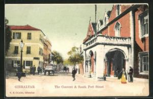 AK Gibraltar, The Convent & South Port Street