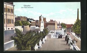 AK Gibraltar, Line Wall Boulevard