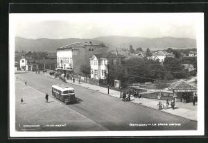 AK Samokov, La Place Central, Omnibus