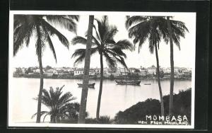 AK Mombasa, View from mainland