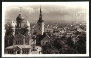 AK Tallinn, Aleksander Navski katedraal