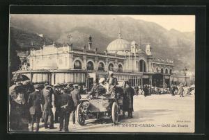 AK Monte Carlo, Cafe de Paris