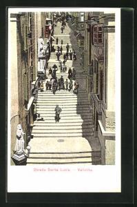 AK Valletta, Strada Santa Lucia