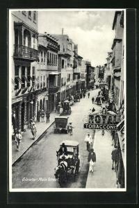 AK Gibraltar, Main Street