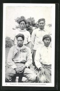 AK Paraguay, Four Lenguas, Licensed Lay Evangelists