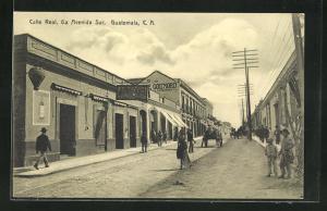 AK Guatemala, Calle Real, 6a Avenida Sur