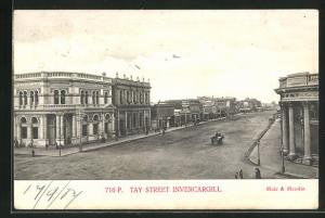AK Invercargill, Tay Street, Bank of New South Wales