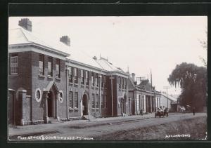 AK Potcherstroom, Post Office & Court-House