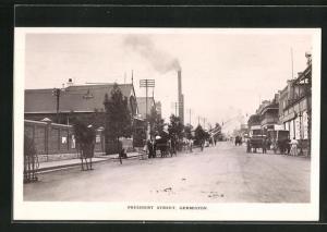 AK Germiston, View of President Street