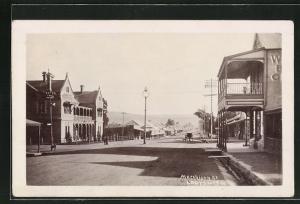 AK Ladysmith, View of Muchison Street