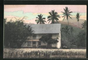 AK Rarotonga Island, Arorangi Palace
