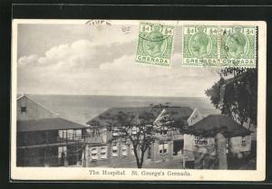 AK St. George`s, View of the Hospital