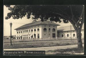 AK Barranquilla, Exposicion Permanente, Ausstellungsgebäude