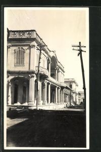 AK Granada, Casa Pellas, Strassenpartie