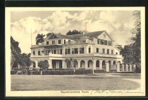 AK Surinam, Gouvernements Hotel