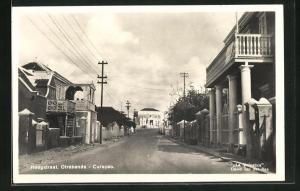 AK Otrabanda, Hoogstraat, Curacao, Strassenpartie