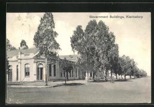AK Kierksdorp, Government Buildings, Gebäudeansicht