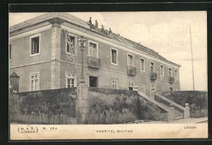 AK Lagos, Hospital Militaire, Dachdecker