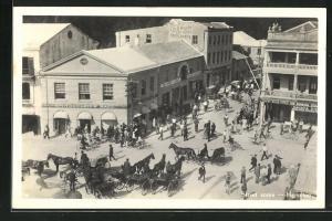 AK Hamilton, Street Scene