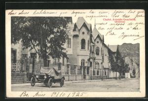 AK Guachalla, Avenida Guachalla, Chalet