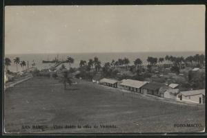 AK San Ramon, Vista desde la casa de Vivienda