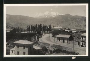 AK La Paz, The Road to Alameda
