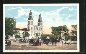 AK Bucaramanga, Plaza Garcia Rovira