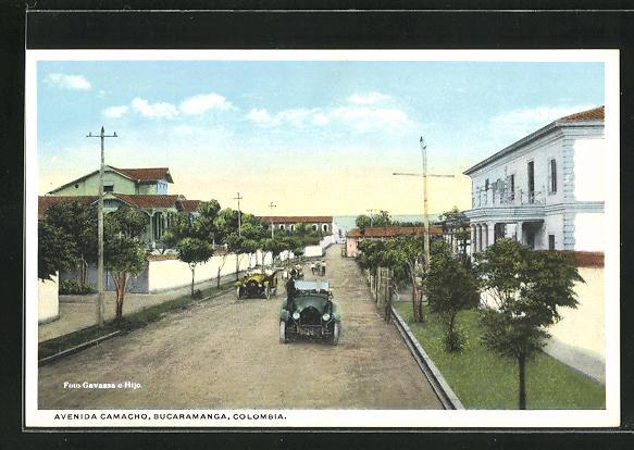 AK Bucaramanga, Avenida Camacho 0