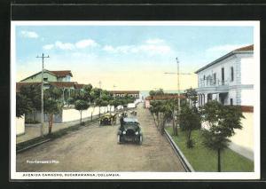 AK Bucaramanga, Avenida Camacho