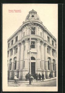 AK La Paz, Banco Mercantil