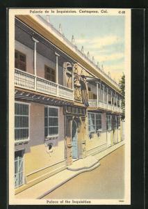 AK Cartagena, Palacio de la Inquisicion