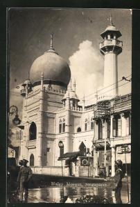 AK Singapore, Malay Mosque