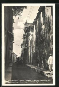AK Cartagena, Callejón de los Estribos