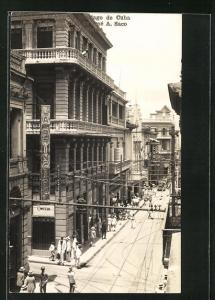 AK Santiago de Cuba, Calle de Jose A. Saco