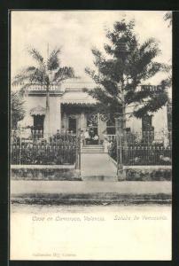 AK Valencia, Casa en Camoruco