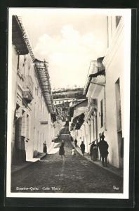 AK Quito, Calle Típica