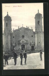 AK Potosi, Iglesia Matriz