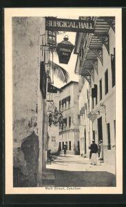 AK Zanzibar, Main Street