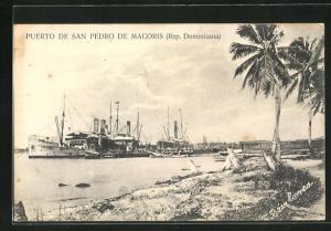 AK San Pedro de Macoris, Puerto