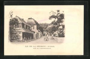 AK St-Paul, Rue de Labourdonnais