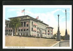 AK San Juan, Federal Building