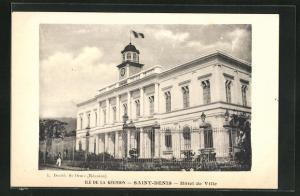 AK Saint-Denis, Hotel de Ville