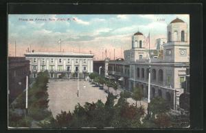 AK San Juan, Plaza de Armas