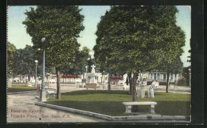 AK San Juan, Plaza de Fajardo