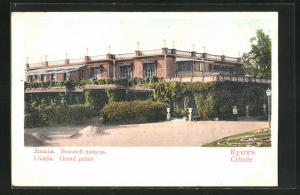 AK Livadia / Crimee, Grand palais