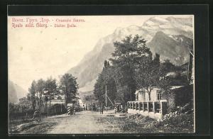 AK Balta, Station Balta, Route mitlit. Georg.