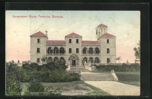 AK Pembroke, Government House, Regierungsgebäude
